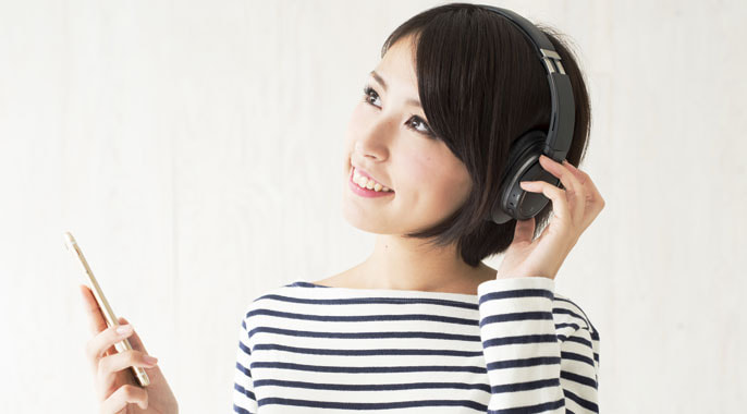 Bluetoothでスマホを楽しむ方法