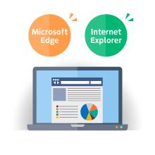 マイクロソフト インターネット エクスプローラー
